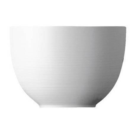 Loft White Serving Bowl Deep