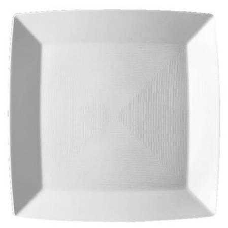 Loft White Square Plate