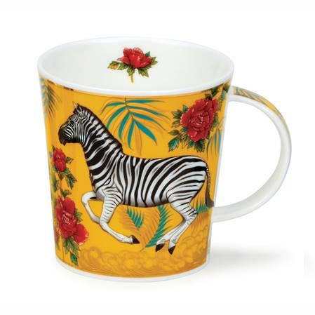 Dunoon Ashaki Yellow Mug