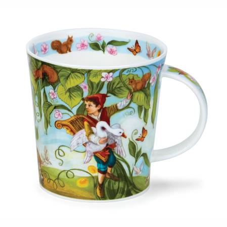 """Dunoon Fairy Tales """"Jack And The Beanstalk"""" Mug"""