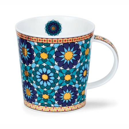 Dunoon Ishtar Green Mug