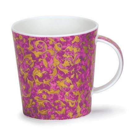 Dunoon Mantua Pink Mug