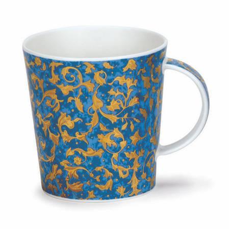 Dunoon Mantua Teal Mug