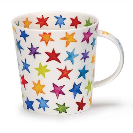 Dunoon Starburst Mug