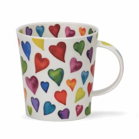 Dunoon Warm Hearts Mug