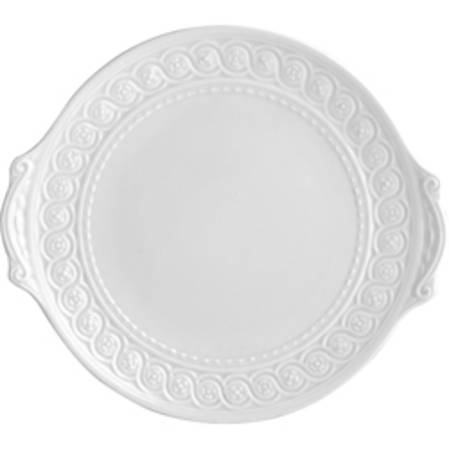 Louvre Handled Cake Plate
