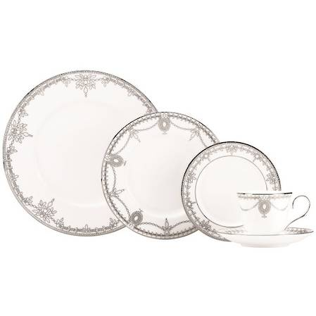 Empire Pearl Dinnerware Place Setting 5 Piece