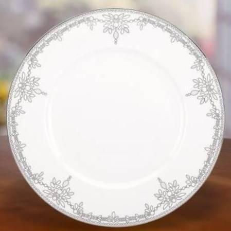 Empire Pearl Dinner Plate