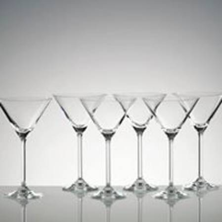Tuscany Martini Glasses