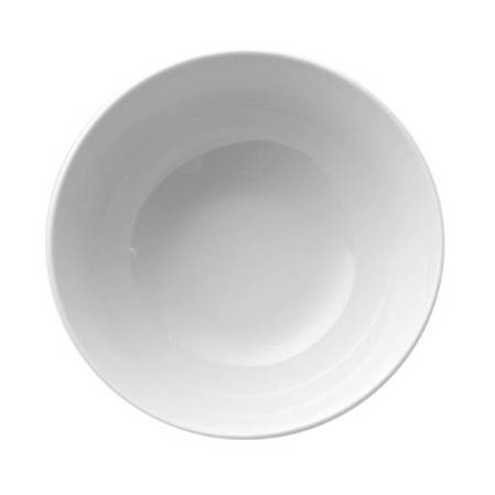 Medallion White Cereal Bowl