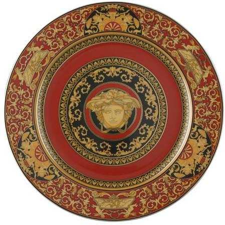 Medusa Service Plate 30cm