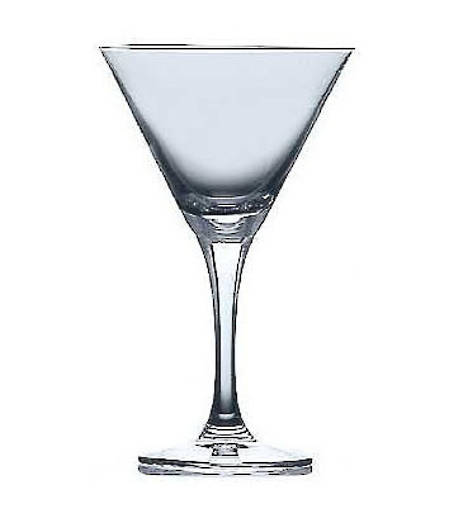 Mondial Martini Glass Set