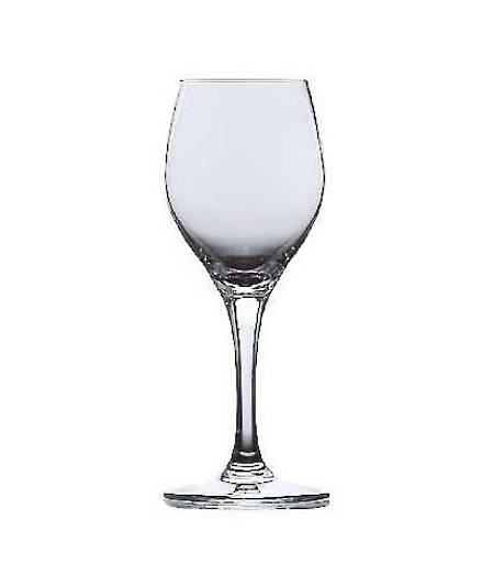 Mondial White Wine Glass Set