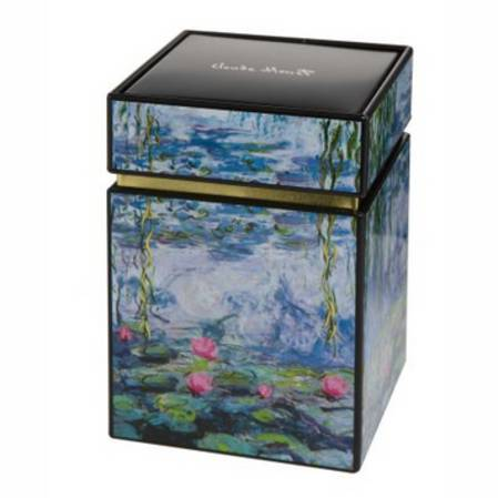 Monet Tin - Waterlillies