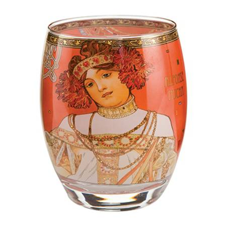 Mucha Tealight Autumn