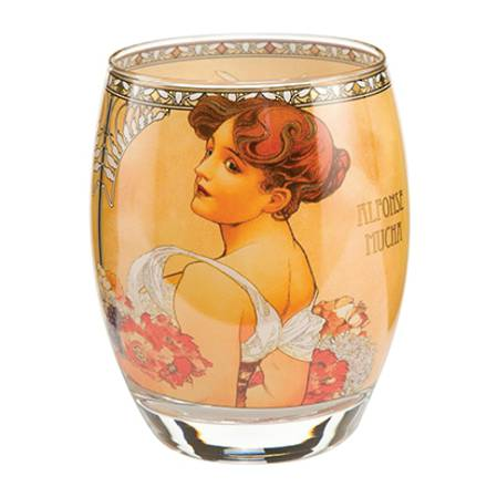 Mucha Tealight Summer