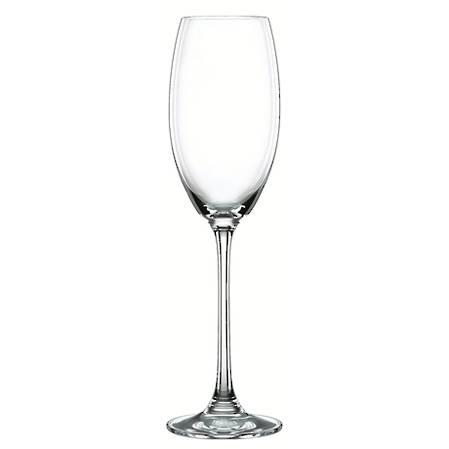 Vivendi Champagne Flute Set of 4