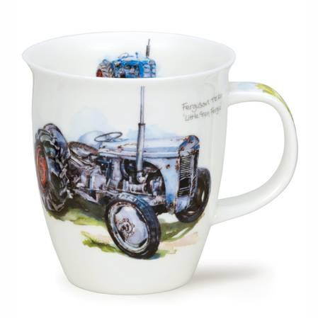 Dunoon Grey Tractor Mug