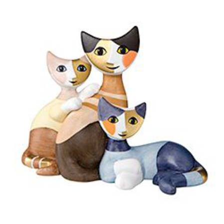 Miniature Cats 'Orio & Friends'