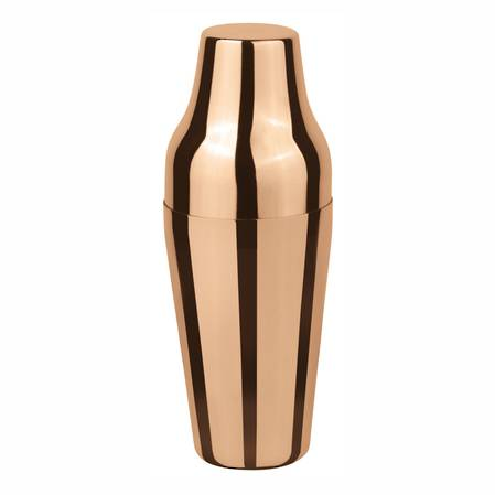 Paderno Copper Cocktail Shaker Paris