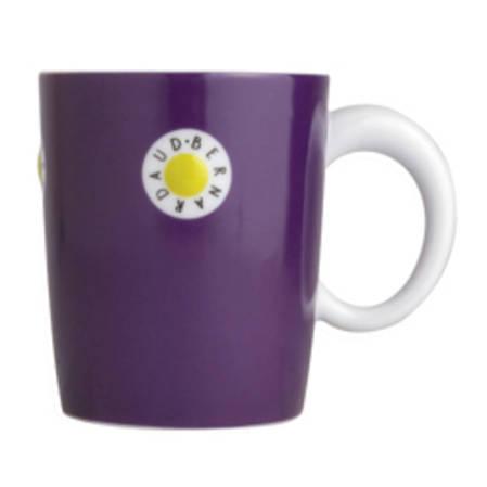 Paros Mug Plum / Absynthe Green