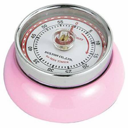 Zassenhaus Kitchen Timer - Pink
