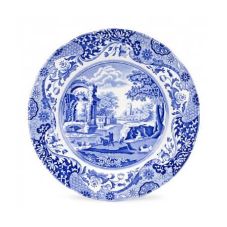 Blue Italian Side Plate