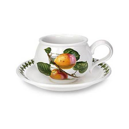 Pomona Tea Cup & Saucer (Romantic)
