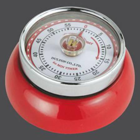 Zassenhaus Kitchen Timer - Red