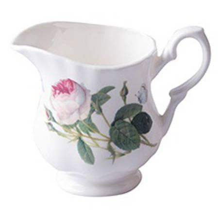 Redoute Rose Creamer