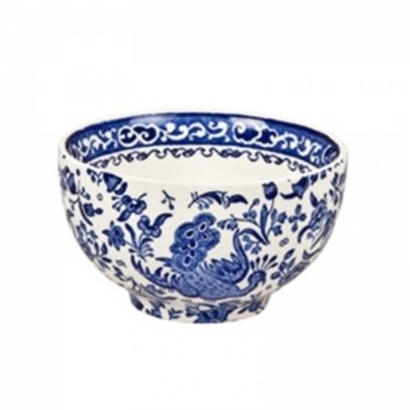 Regal Peacock Sugar Bowl