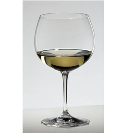 Vinum Montrachet/Chardonnay Glass Boxed Pair