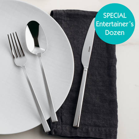Entertainers Rock Cutlery Set