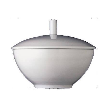 Loft White Lid For Bowl