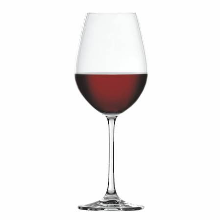 Salute Red Wine Glass Set of 4