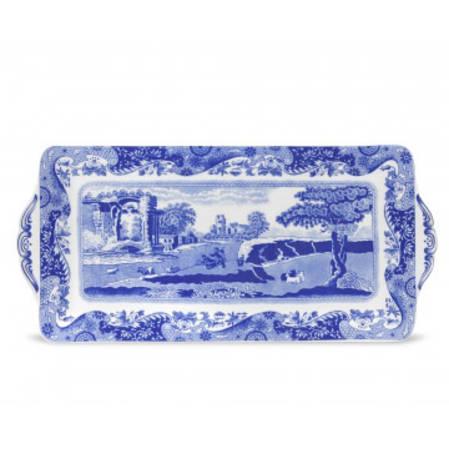 Blue Italian Sandwich Tray
