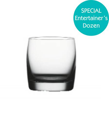 Entertainers Soiree Whiskey Glass Set