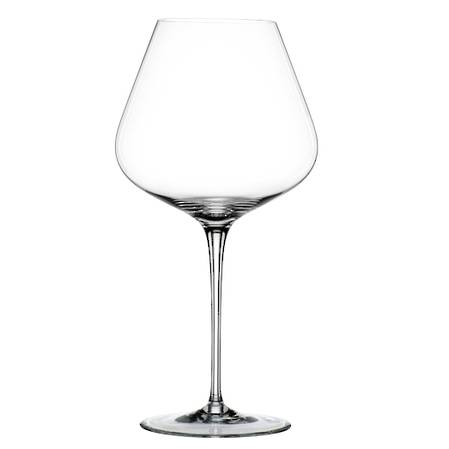 Hybrid Burgundy Glass