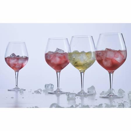 Wine on Ice Glass - Set 4