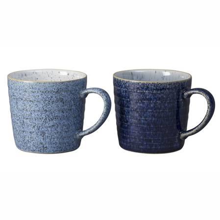 Studio Blue Mug Set