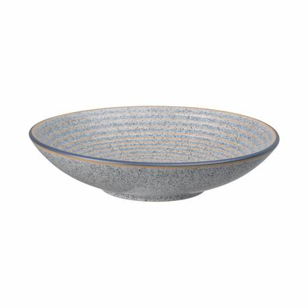 Studio Grey Medium Ridged Bowl Grey