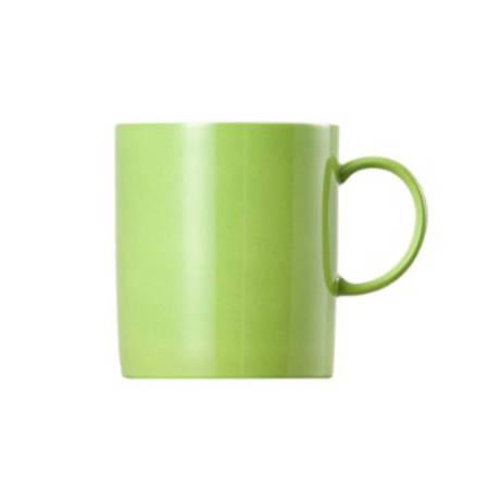 Sunny Day Apple Green Mug