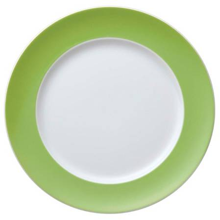 Sunny Day Apple Green Dinner Plate