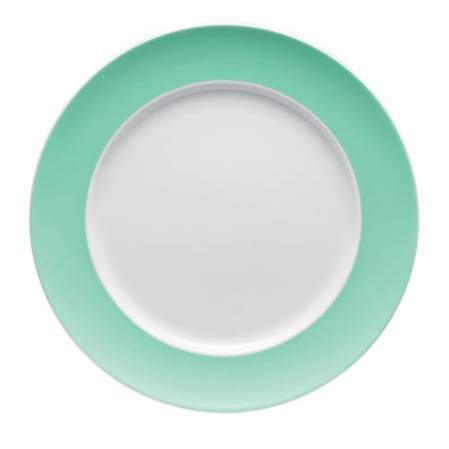 Sunny Day Baltic Green Dinner Plate
