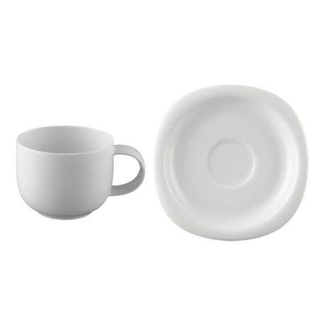 Suomi Cup & Saucer 4 Tall