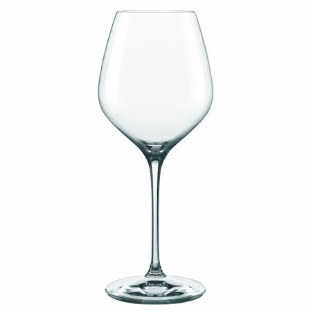Superiore Burgundy wine glass