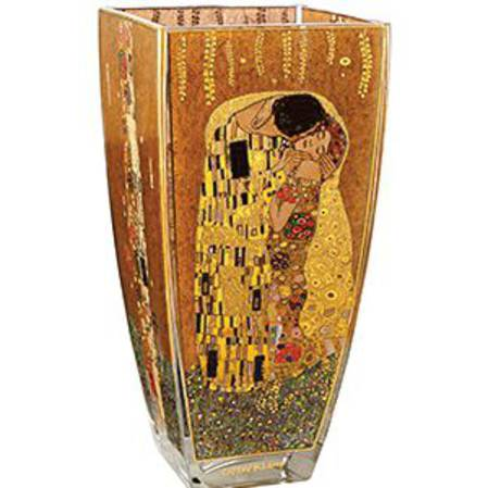 Klimt The Kiss Vase 30cm