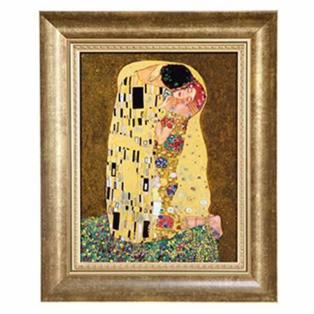 Klimt The Kiss Picture