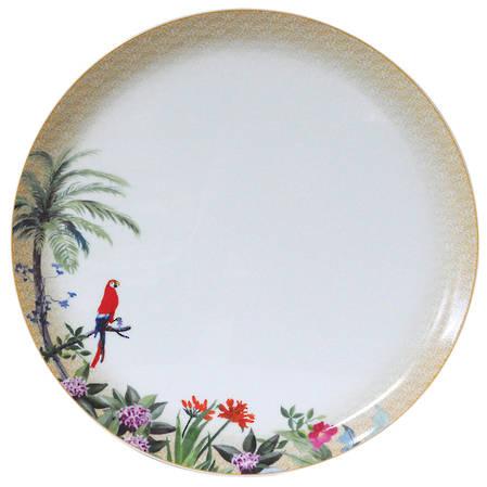 Tropiques Round Tart Platter