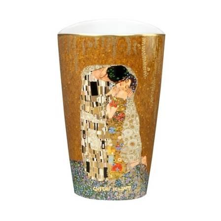 Klimt The Kiss Vase 19cm